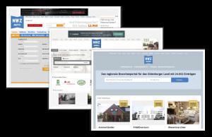 Rubrikenmärkte + Themenportale